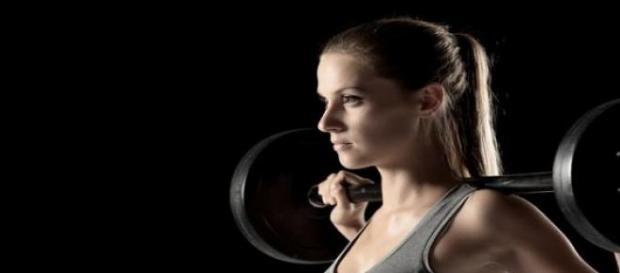 Fatos sobre treino e dieta para mulheres.