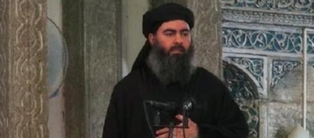 Il leader dell'Isis Abu Bakr al-Baghdadi