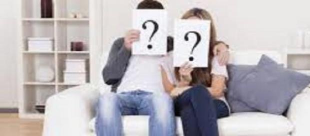 Las preguntas son importantes para la pareja