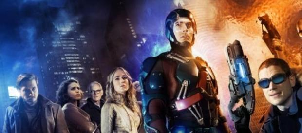 Legends of Tomorrow débarque en 2016 sur The CW.