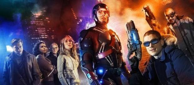 'Legends of Tomorrow': crossover de Arrow y Flash.