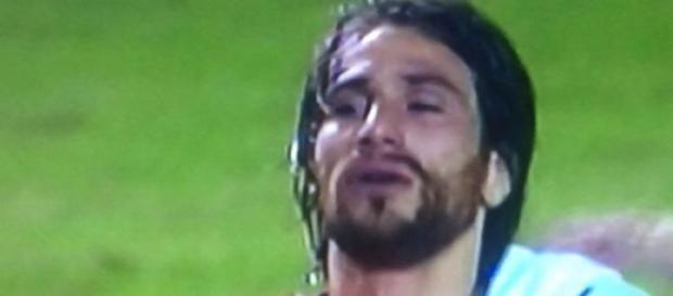 Ponzio fue el jugador más afectado por la agresión