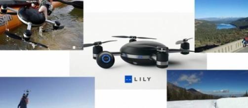 Lily, el nuevo drone que se maneja totalmente solo