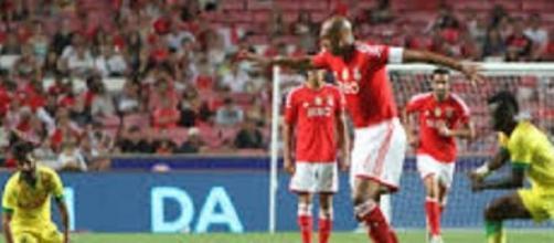 Luisão, capitão de equipa do Benfica