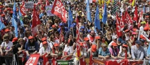 Riforma scuola 2015 di Renzi: le manifestazioni