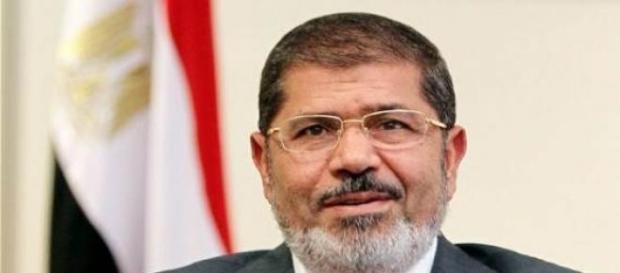 Były prezydent Egiptu Mohammed Mursi
