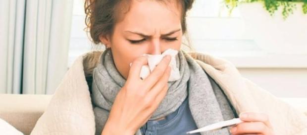 Febra si simptomele clasice