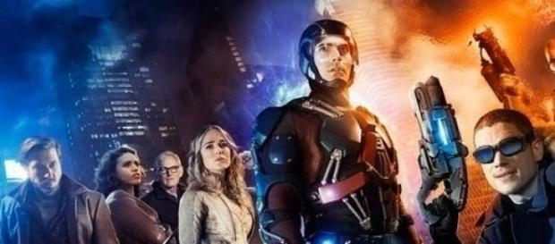 legends of tomorrow - DC Comics