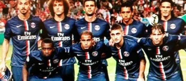PSG dominateur en France et quasi faible en Europe