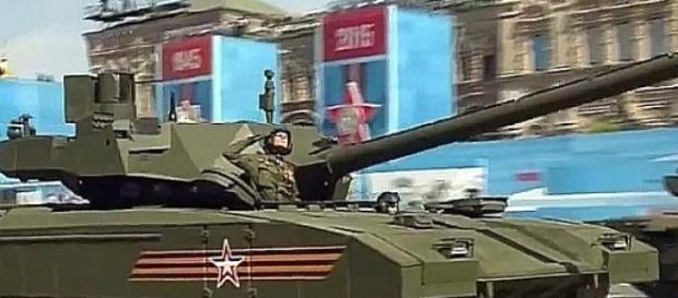 T-14 na defiladzie. Czy te czołgi podbiją świat?