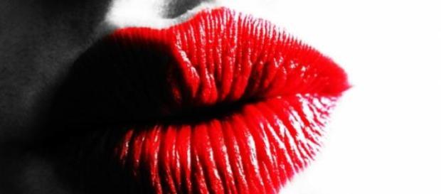 Usa el rojo para resaltar la boca