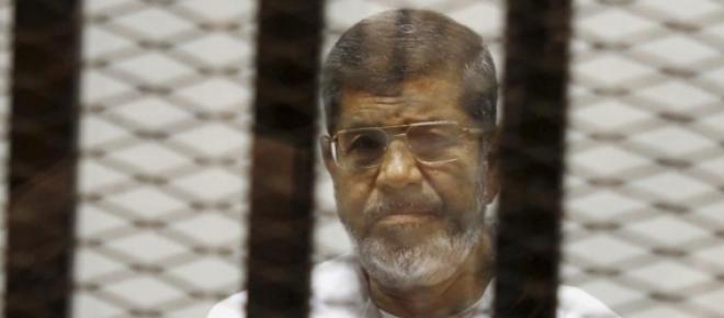 Egipto: El ex-Presidente Morsi ha sido condenado a muerte