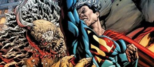 Doomsday en 'Batman v Superman: Dawn of Justice'.
