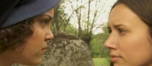 Il Segreto, Aurora non perdona Tristan