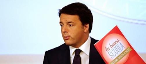 Renzi indica nella buona scuola la strada maestra
