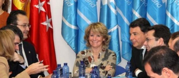 Esperanza, se presenta nuevamente alcaldesa