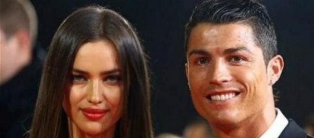Irina Shayk e Cristiano Ronaldo terminaram relação