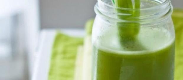 Jugos verdes para la salud