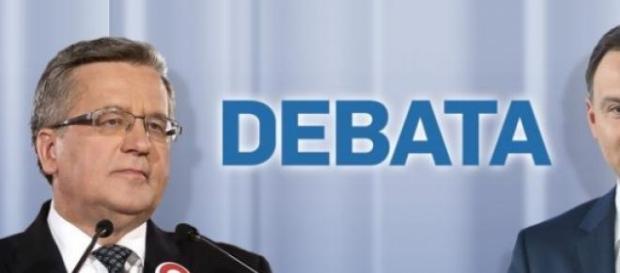 Kto wygrał pierwszą z debat?