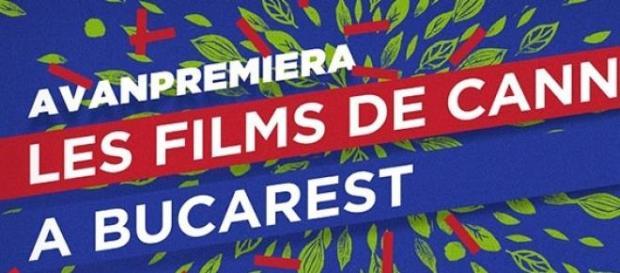 Les Films de Cannes a Bucharest