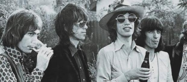Os Stones, na segunda fase de suas carreiras