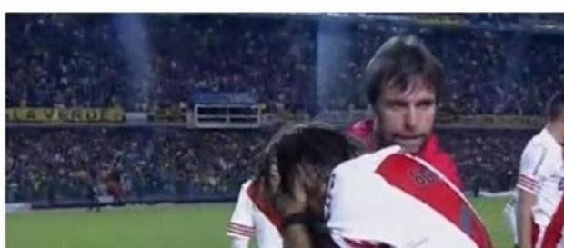 Por el bochornoso incidente, Boca quedó eliminado