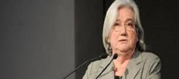 Rosy Bindi, presidente commissione  antimafia.