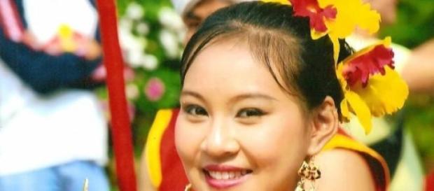 Tailandezele sunt femei mereu zâmbitoare.