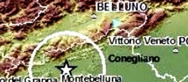 Un nou seism cu epicentrul la Mosnigo