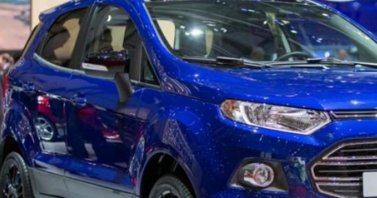 Ford Ecosport 2015 Prezzi Dimensioni Motori