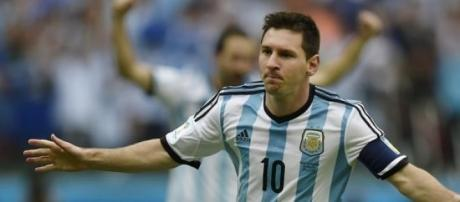 Messi es el argentino con más títulos