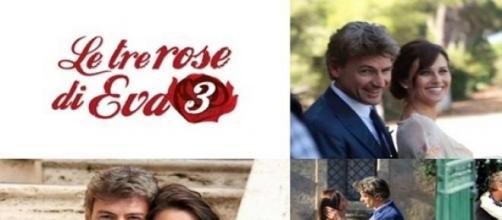 Aurora e Alessandro in Le Tre Rose di Eva 3
