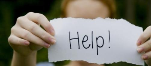Ayuda a gritos pero en silencio, depresión