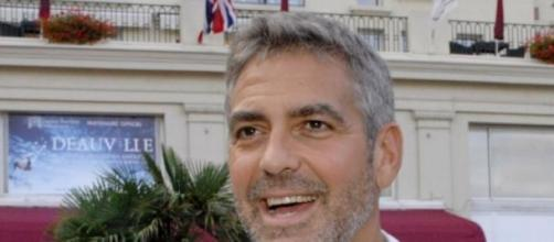 George Clooney talks about politics