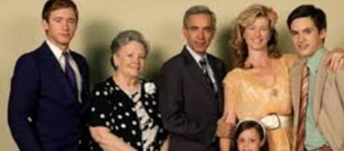 La familia Alcántara, en Cuéntame cómo pasó