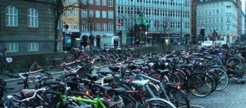 Le Danemark est le meilleur pays pour le cyclisme.