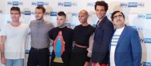 Presentata la nuova giuria di X-Factor 2015