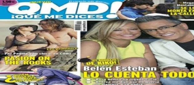 Belén Esteban entrevistada en QMD