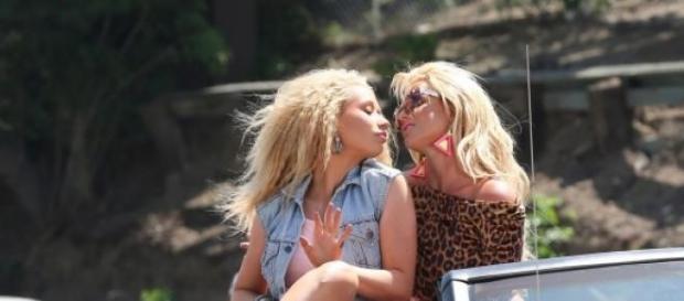 La actuación más sensual de Britney Spears