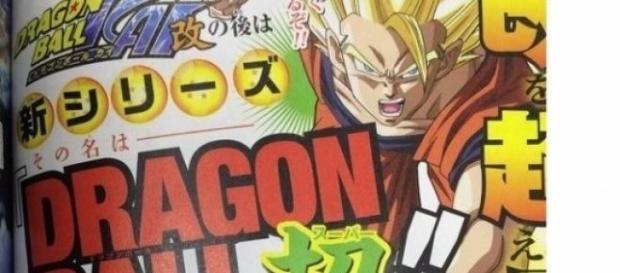 La noticia apareció en la revista japonesa V-Jump