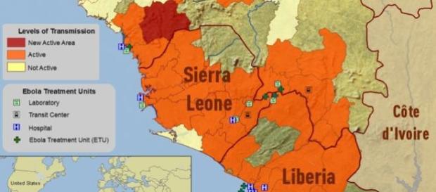Nuovi casi di quarantena a Sassari per ebola