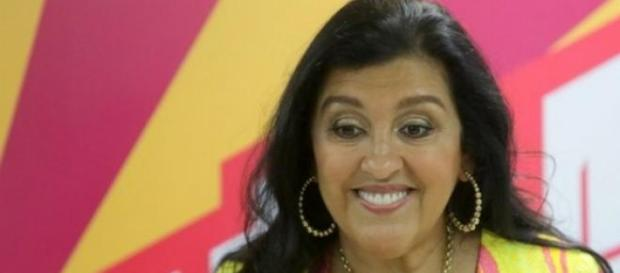 Regina Casé perde para o SBT