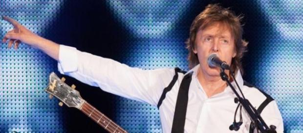 Sir Paul McCartney vai tocar no Lollapalooza EUA.