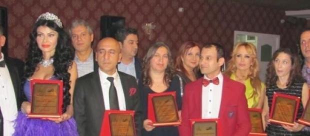 Sukri, premiat la o gala a comunitatii turce