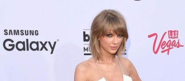 Taylor Swift fue la gran ganadora de la noche
