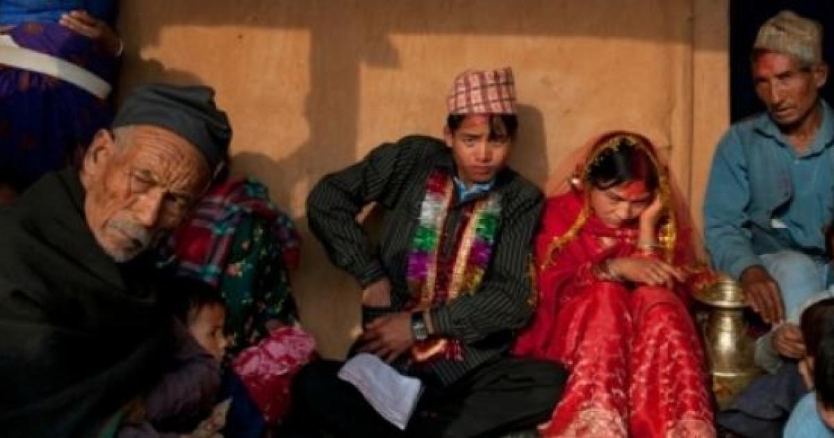 Matrimonio In Nepal : Después del terremoto en nepal hay varios matrimonios infantiles y