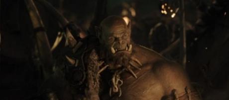 Orc chieftain Orgrim Doomhammer