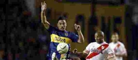 Osvaldo y una posible sanción de Conmebol