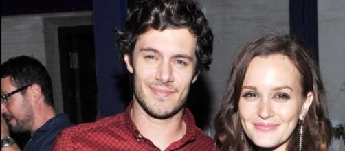 Adam Brody y Leighton Meester estrenan paternidad