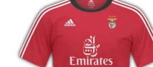 Benfica será patrocinado pela Emirates